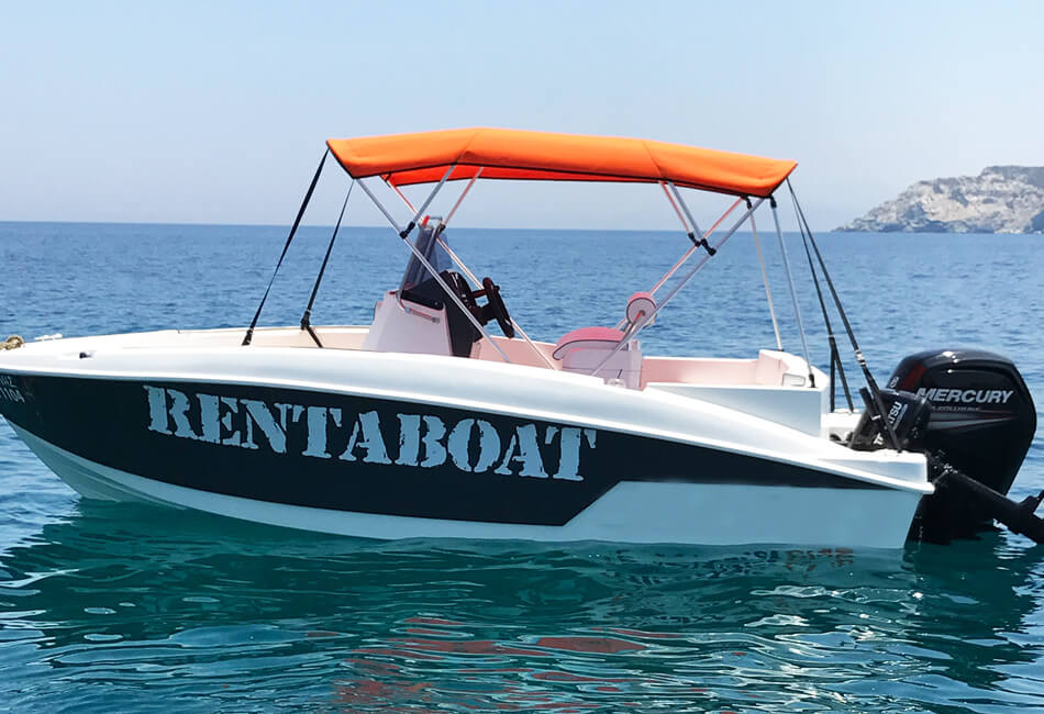 16.4 ft Compass 168cc Powerboat
