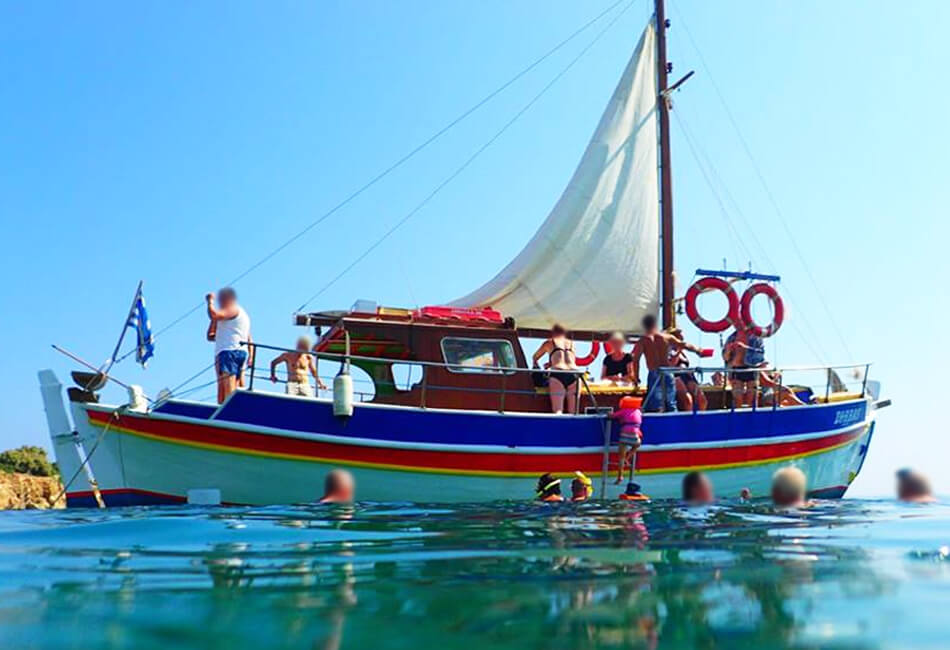 40.9 ft Traditional Wooden Sailboat