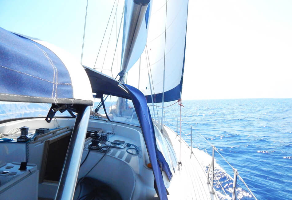 52 ft Ocean Star Sailing Yacht